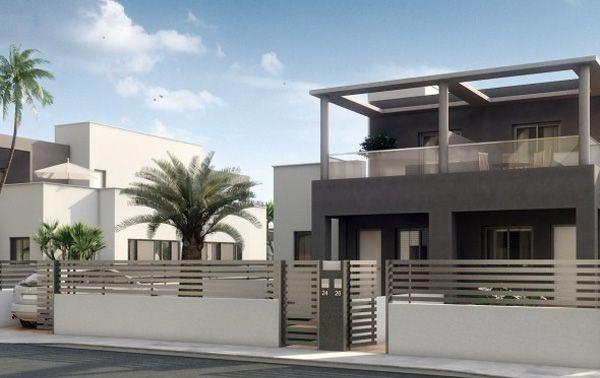 Immo espagne achat maison appartement en espagne for Architecture maison en belgique